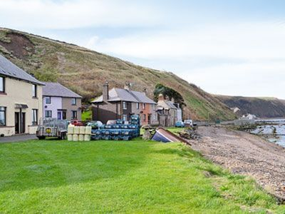 Photo for 3 bedroom property in Eyemouth. Pet friendly.