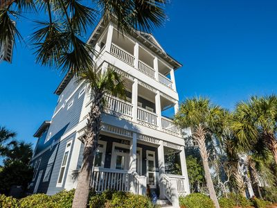 Photo for Set Sail: Spacious and Beautifully Decorated 4BR Seacrest Beach Home