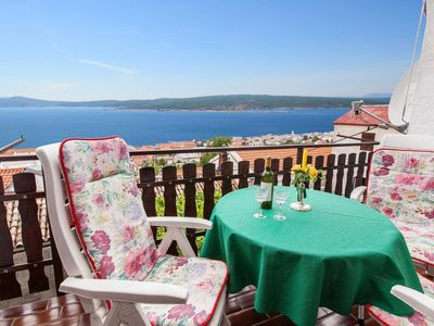 Photo for Holiday apartment Crikvenica for 4 - 7 persons with 3 bedrooms - Holiday apartment