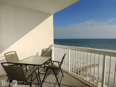 Photo for Caribbean 603 ~Serenely Beautiful Beach Front Condo ~ Bender Vacation Rentals