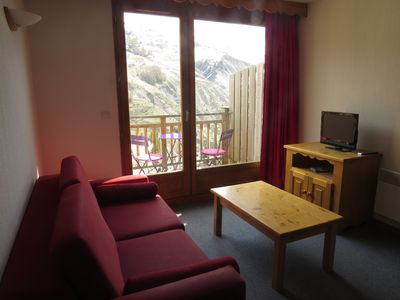 Photo for Apartment T3 with garage 2 rooms 6 persons very equipped with 150m tracks