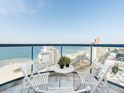 Photo for Isrotel Apartment Tel Aviv With Sea View