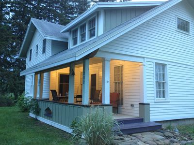 Photo for Newly Renovated Farm House in Historic East Aurora, NY  Architect/Owner Occupied