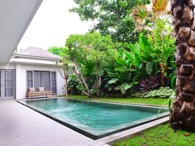 Photo for Beachfront 5 Bedroom Villa, Canggu