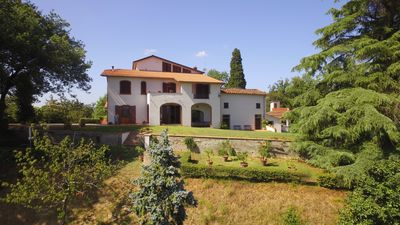 Photo for VILLA DEODARA Villa in Tuscany Hills