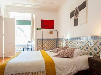 Photo for Discount for long term! 3BR Apt w/ city view, in Chiado