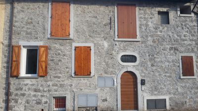 Photo for Hill Apartments, in a medieval village on the hill - Lake Iseo
