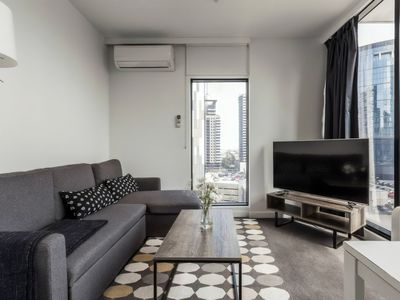 Photo for Sunny&Comfy 2BD Luxury City View/Free Netflix/Gym