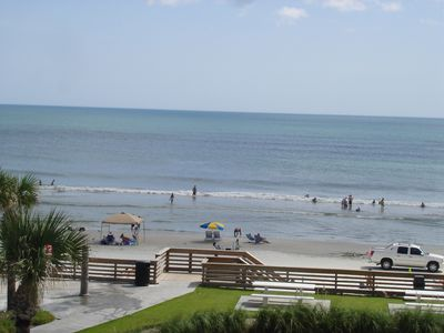 Photo for Gorgeous Ocean View! Heated Outdoor Pool! Date Avail Beginning July 26th!