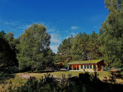 Photo for Cottages on a nature plot with private beach at Zootzensee