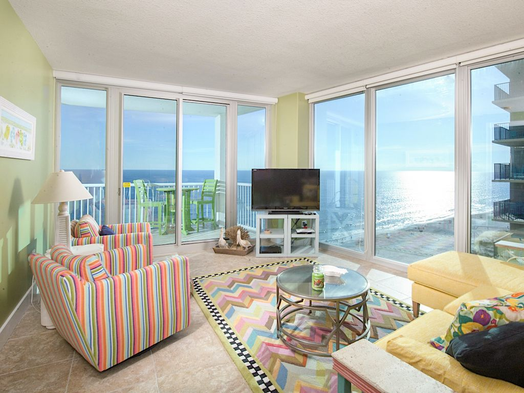Island Tower Beachfront 3BR w/ Jaw Dropping Gulf Views and Infinity ...