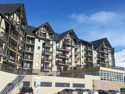 Photo for Rent Apartment in Peyragudes Appt T2 6 pers -Residence 3 *