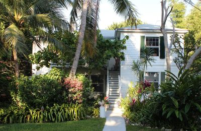 Photo for Beautiful historic home 1 block from the beach! Plenty of room for up to 12!