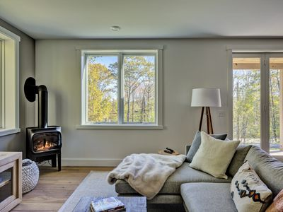 Photo for NEW Spring rates: Beautiful Farmhouse Style 3 Bedroom Home in  Quechee VT  5257