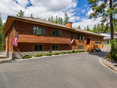 Photo for Golf Resort Home - Hot Tub- Minutes To Glacier National Park & Whitefish