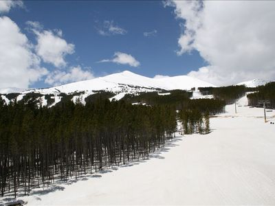 Photo for Penthouse Luxury True Ski in/Ski Out in Beautiful Breckenridge