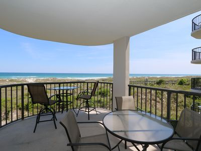 Photo for DR 2202 - 3 BR 3 Bath oceanfront condo at the desirable Duneridge Resort