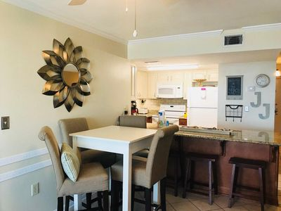 Photo for Cute - Gulf-Front - Two Bedroom Condo!