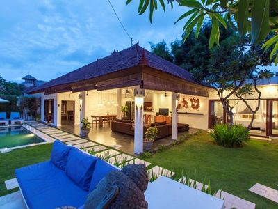 Photo for Comfort & Quiet 3BR Villa with excellent location, Seminyak