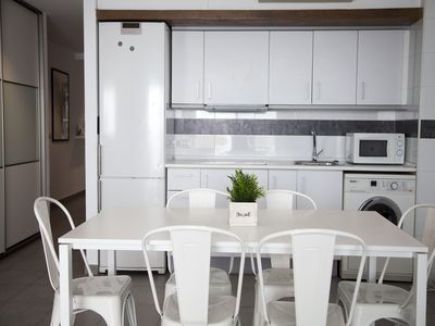 Photo for Flats Friends Tetuan 1 bedroom with terrace