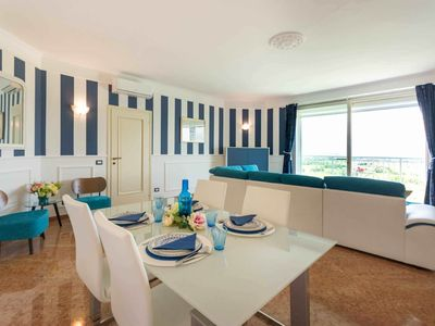 Photo for Relais Villa Belvedere PANORAMA SUITE BLUE