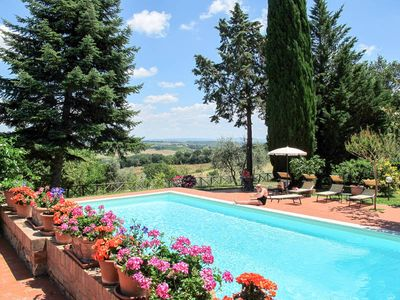 Photo for Apartment Il Poderaccio  in Siena (SI), Siena and surroundings - 4 persons, 2 bedrooms