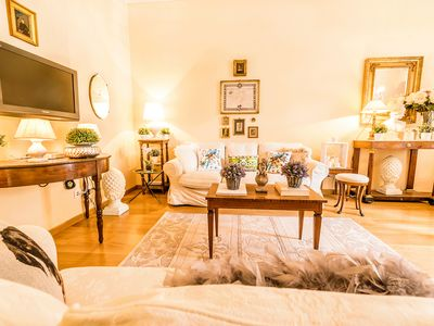 Photo for 3BR Apartment Vacation Rental in Lucca, Toscana