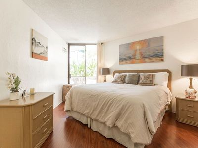 Photo for *Walk To The Beach!*  Peaceful & Relaxing Condo