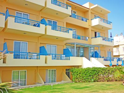 Photo for Beachfront,Sea view,Near Amenities,Studio w Balcony