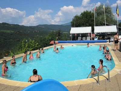 Photo for Campsite Le Champ Long **** - 2 roomed barn for 2 people