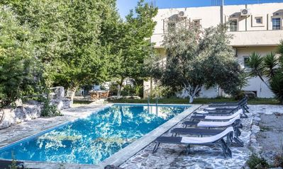 Photo for Spacious Holiday villa with Private Pool near Rethymno