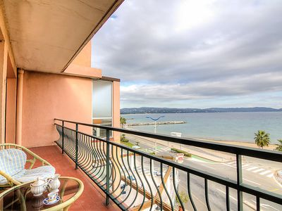 Photo for Apartment Les Alizés in Cavalaire - 5 persons, 2 bedrooms
