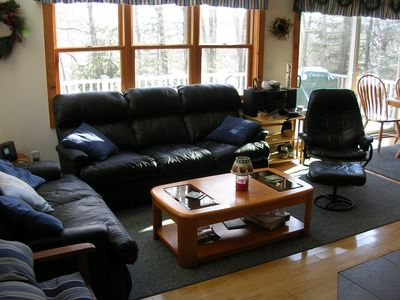 Photo for Cozy Mount Snow Vacation Home Built in 2001!