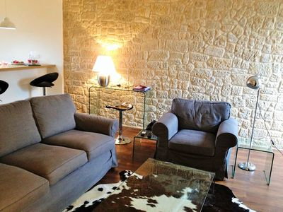 Photo for Le Landry- Sarlat- Nice 2 people apartment in the heart of the old town-