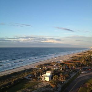Actual our view from the balcony...enjoy your coffee or a glass of wine.