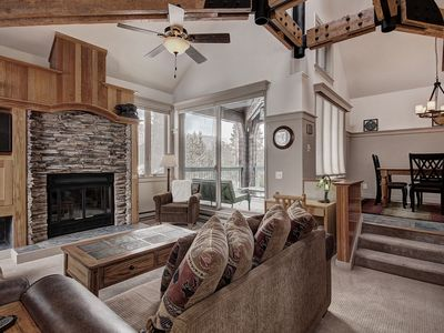 Photo for Large 2 bedroom in West Keystone That Sleeps 8