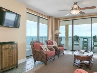 Photo for HAVE A BALL with Kaiser in Summer House #1101B: 3 BR/2 BA Condo in Orange Beach Sleeps 8
