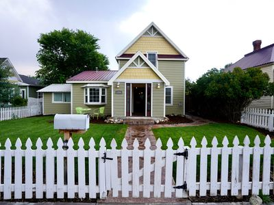 Photo for Edna's Cottage ~ A Cozy, In-town 4 bedroom Cottage-walking distance to town