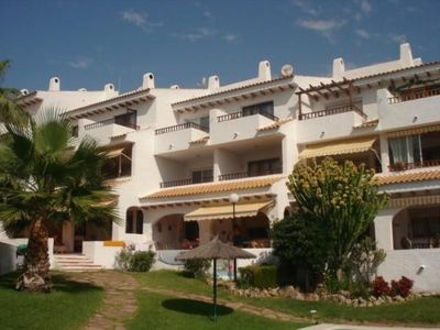 Photo for Excellently Located 2 Bedroom Duplex With Views Of The Mediterranean Sea & Pool