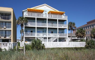 Photo for DIAMOND DUNES in North Myrtle Beach with two oceanfront 4,500 sq ft villas