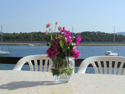 Photo for Apartment Davor  A3(6+2)  - Mali Iz (Island Iz), Zadar riviera, Croatia