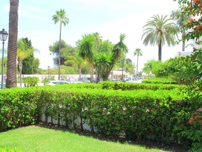 Photo for Estepona-Villacana. Beautiful apartment near the sea
