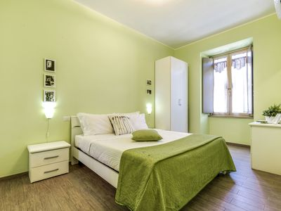 Photo for Charming 2 beds flat near Circo Massimo