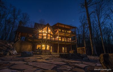Welcome to Nature's Nest Cabin: The Eagle