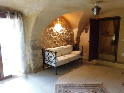 Photo for Beautiful character farmhouse with SPA and private pool in the heart of guarrigue