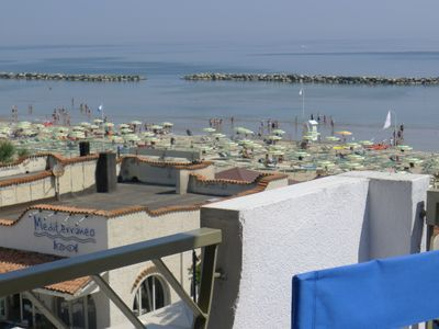 Photo for Casa Stefania Igea Marina Sea View - WiFi