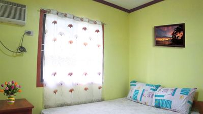 Photo for Franky Jay Guesthouse has 2 bedrooms with air-condition.