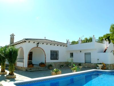 Photo for Large villa with private pool in Ametlla de Mar for 12 people