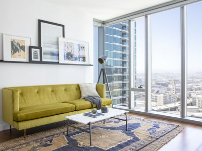 Photo for Luxurious 1BR in Rincon Hill by Sonder