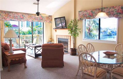 Photo for Great Views overlooking the Lake!
